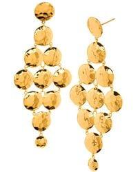 Gorjana | Gypset Tiered Earrings | Lyst