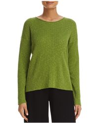 Eileen Fisher | Ribbed Top | Lyst