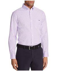 Vineyard Vines - Carleton Gingham Tucker Classic Fit Sport Shirt - Lyst
