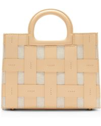 Etienne Aigner - Anna Small Cage Satchel - Lyst