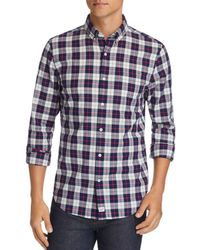 Vineyard Vines - Riverbank Plaid Slim Fit Button-down Shirt - Lyst