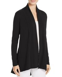 Vince Camuto - Open Front Cardigan - Lyst