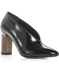 Via Spiga - Women's Baran Leather Court Shoes - Lyst