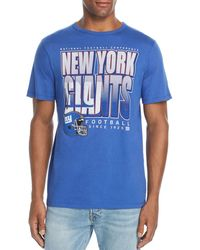 Junk Food - New York Giants Classic Graphic Tee - Lyst