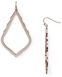 Kendra Scott - Sophee Drop Earrings - Lyst