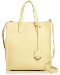 Botkier - Sabrina Leather Tote - Lyst