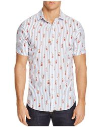 Haspel - Maple Mermaid Classic Fit Button-down Shirt - Lyst