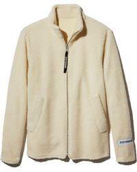 Stutterheim - Varby Fleece Jacket - Lyst