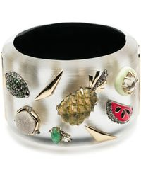 Alexis Bittar - Fruit Studded Cuff Bracelet - Lyst