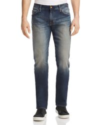AG Jeans - Graduate Straight Fit Jeans In 9 Years Faring - Lyst