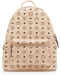 MCM - Stark Side Stud Backpack - Lyst
