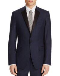 Theory - Wellar Ellsworth Slim Fit Tuxedo Jacket - Lyst