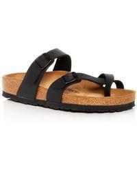 Birkenstock - Women's Mayari Slide Sandals - Lyst