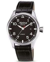 Alpina - Startimer Pilot Auto Watch, 44mm - Lyst