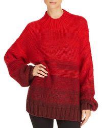 Elizabeth and James - 'reve' Ombré Sweater - Lyst