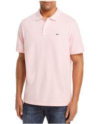 Vineyard Vines - Pique Regular Fit Polo Shirt - Lyst
