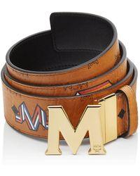 MCM - Victory Patch Belt - Lyst