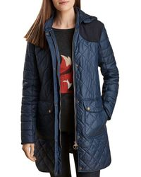 Barbour - Greenfinch Quilted Jacket - Lyst
