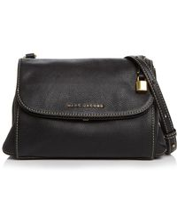 Marc Jacobs - The Boho Grind Leather Crossbody - Lyst