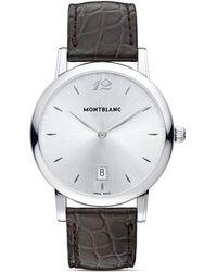 Montblanc - Star Classique Watch, 39mm - Lyst