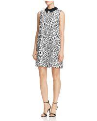 Nanette Nanette Lepore | Floral A-line Dress | Lyst
