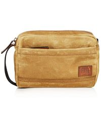 Frye - Carter Slim Toiletry Bag - Lyst