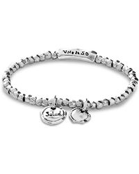 Uno De 50 - Certificated Luck Bracelet - Lyst