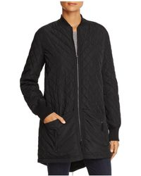 Kenneth Cole | Quilted Bomber Jacket | Lyst
