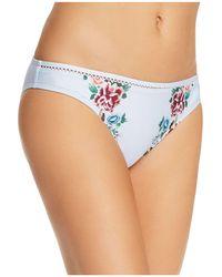 Lucky Brand - Zen Garden Hipster Bikini Bottom - Lyst