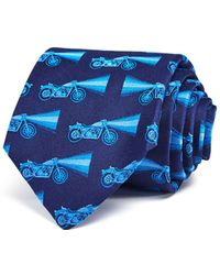 Turnbull & Asser - Motorcycle Classic Tie - Lyst