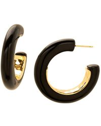 Gorjana - Irina Statement Hoop Earrings - Lyst