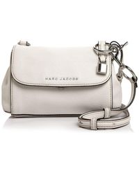 Marc Jacobs - Mini Boho Grind Leather Crossbody - Lyst
