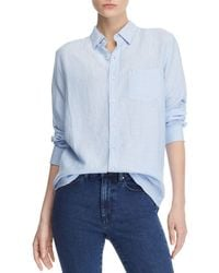 DL1961 - Nassau Manhattan Striped Button - Down Shirt - Lyst