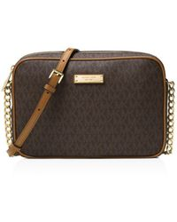 MICHAEL Michael Kors - East/west Large Crossbody - Lyst