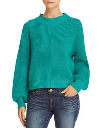 Honey Punch - Balloon-sleeve Jumper - Lyst