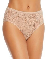 Fine Lines - Lace Briefs - Lyst