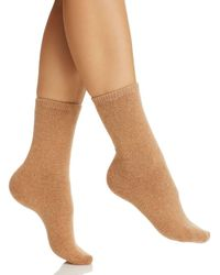 C By Bloomingdale's - Cashmere Stretch Boot Socks - Lyst