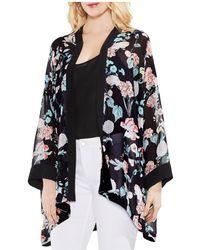 Vince Camuto - Floral Gardens Kimono - Lyst