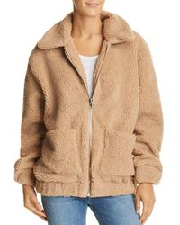 Re:named - Teddy Bear Jacket - Lyst