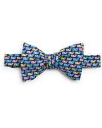 Vineyard Vines - Easter Whale Self-tie Bow Tie - Lyst