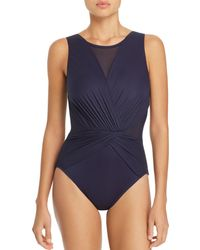 Miraclesuit - Illusionists Palma One Piece Swimsuit - Lyst