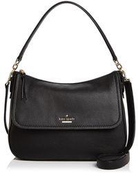 Kate Spade - Jackson Street Colette Leather Convertible Shoulder Bag - Lyst