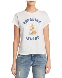 Michelle By Comune - Catalina Graphic Tee - Lyst