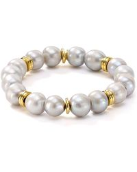 Bourbon and Boweties | Stretch Bracelet | Lyst