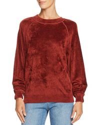 Elizabeth and James - Pearl Luxe Sweatshirt - Lyst