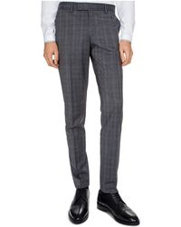 The Kooples | Christmas Costume Slim Fit Trousers | Lyst