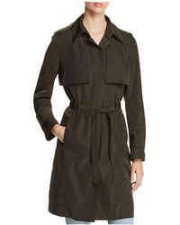 Kenneth Cole - Trench Coat - Lyst