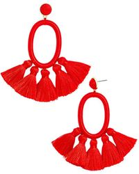 BaubleBar - Corsica Drop Earrings - Lyst