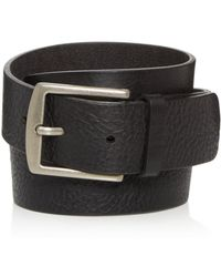 Frye - Weston Leather Belt - Lyst
