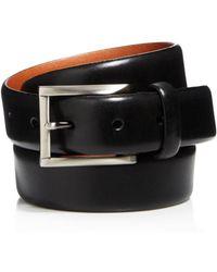 Trafalgar - Marco Leather Belt - Lyst